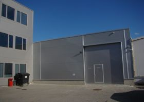 skladové montované haly D.TRI spol. s r.o. v Kuřimi I
