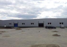 montované haly v Sivicích, okr. Brno – venkov, HP Karton, s.r.o.