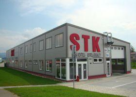 Montovaná hala s administrativní vestavbou firmy MARTINSKÁ STK v Martině