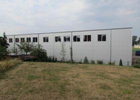 montovaná sportovní hala v Soběslavi