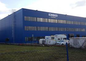 Skladová a výrobní hala v Brně-Slatině