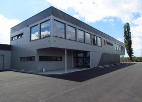 UNiBON výrobní hala vč. administrativní budovy